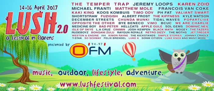 Lush Festival 2017